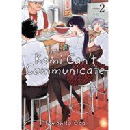 Komi Can't Communicate Gn Vol 02