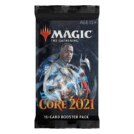 Magic Core 2021: Booster