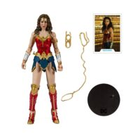 DC Multiverse 7 Inch Action Figure – Wonder Woman 1984 Gold Costume