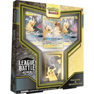 Pokemon League Battle Decks – Pikachu & Zekrom-GX