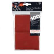 Spilaplöst (Ultra Pro) – Red (100)