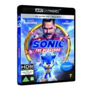 Sonic the Hedgehog (UHD Blu-ray)