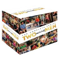 Two and a Half Men Complete Series DVD