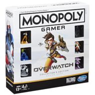 Monopoly Gamer Oveerwatch Collectors edition