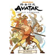 Avatar the Last Airbender: The Promise Omnibus