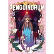 Penguindrum Light Novel 01