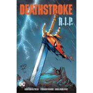 Deathstroke vol 07 (Rebirth) R.I.P