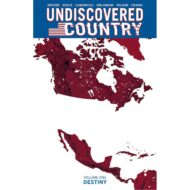 Undiscovered Country Tp Vol 01