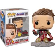 Avengers: Endgame I Am Iron Man Deluxe Pop! Figure