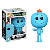 POP! Rick and Morty Mr. Meeseeks Vinyl Figure