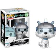 POP! Rick and Morty Snowball Vinyl Figure