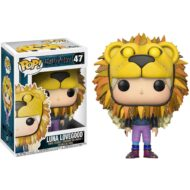 POP! Harry Potter Luna Lovegood Lion Head Vinyl Figure