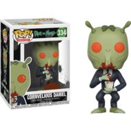 POP! Rick and Morty Cornvelious Daniel Vinyl Figure