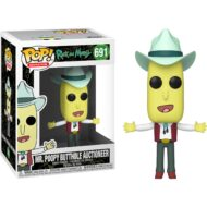 Rick and Morty Mr. Poopy Butthole Auctioneer Pop! Vinyl