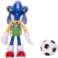 Sonic the Hedgehog 4-Inch Action Figure – Sonic with Football