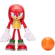 Sonic the Hedgehog 4-Inch Action Figure – Knuckles with Basketball