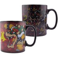 Bowser Heat Change XL Mug