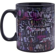 Harley Quinn Heat Change XL Mug