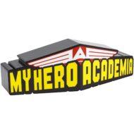 My Hero Academia Logo Light