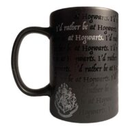 I Would Rather Be At Hogwarts Mug