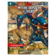 D&D 5th Mythic Odysseys of Theros