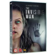 The Invisible Man (2020) DVD