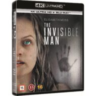The Invisible Man (2020) (UHD Blu-ray)