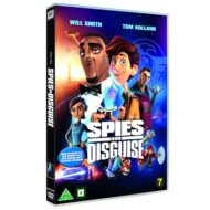 Spies in Disguise DVD