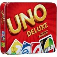 Uno Deluxe edition tin box