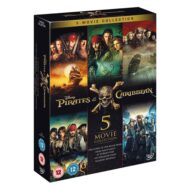 Pirates of the Caribbean 5-Movie Collection DVD
