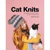 Cat Knits: 16 pawsome knitting patterns for yarn and cat lovers