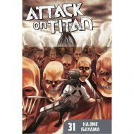 Attack on Titan Vol 31