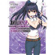 Arifureta Light Novel Vol 09