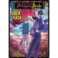 Ancient Magus Bride – Jack Flash and the Faerie Case Files Vol 01