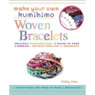 Make Your Own Kumihimo Woven Bracelets