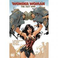 Wonder Woman Vol 01 the Just War