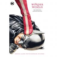 Wonder Woman the Hiketeia Deluxe Edition
