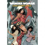 Wonder Woman Vol 02 Love is a Battlefield