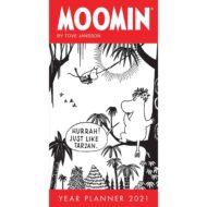 Moomin dagbók 2021