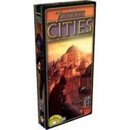7 Wonders Cities – viðbót
