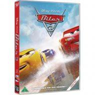Cars 3 með íslensku tali DVD
