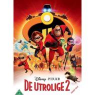 The Incredibles 2 með íslensku tali DVD