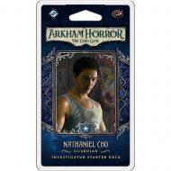 Arkham Horror Card game LCG Investigator Nathaniel Cho