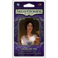 Arkham Horror Card game LCG Investigator Jacqueline Fine
