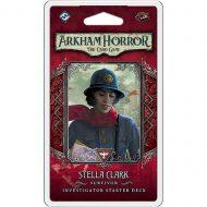 Arkham Horror Card game LCG Investigator Stella Clark