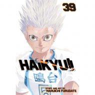 Haikyu!! Vol 39