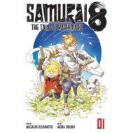 Samurai 8 Tale of Hachimaru Vol 01