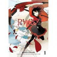 Rwby Official Manga Vol 01 Beacon Arc