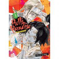Hells Paradise Jigokuraku Gn Vol 03