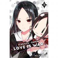 Kaguya Sama Love Is War Vol 15